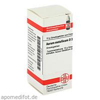 AURUM MET D30, 10 G, Dhu-Arzneimittel GmbH & Co. KG