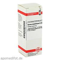 AURUM MET D30, 20 ML, Dhu-Arzneimittel GmbH & Co. KG