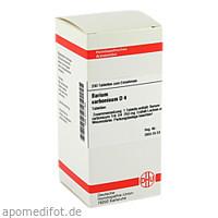 BARIUM CARB D 4, 200 ST, Dhu-Arzneimittel GmbH & Co. KG