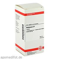 BELLADONNA D 4, 200 ST, Dhu-Arzneimittel GmbH & Co. KG