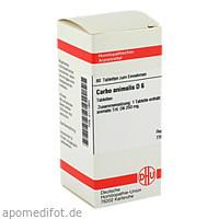 CARBO ANIMALIS D 6, 80 ST, Dhu-Arzneimittel GmbH & Co. KG