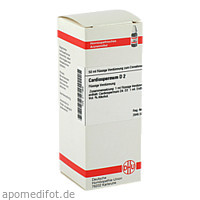 CARDIOSPERMUM D 2, 50 ML, Dhu-Arzneimittel GmbH & Co. KG