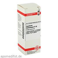 CAUSTICUM HAHNEM D10, 20 ML, Dhu-Arzneimittel GmbH & Co. KG
