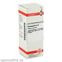 CHAMOMILLA D12, 20 ML, Dhu-Arzneimittel GmbH & Co. KG