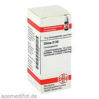 CHINA D30, 10 G, Dhu-Arzneimittel GmbH & Co. KG