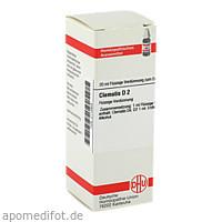 CLEMATIS D 2, 20 ML, Dhu-Arzneimittel GmbH & Co. KG