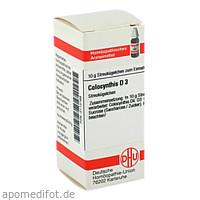 COLOCYNTHIS D 3, 10 G, Dhu-Arzneimittel GmbH & Co. KG