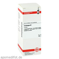 CRATAEGUS URT, 50 ML, Dhu-Arzneimittel GmbH & Co. KG