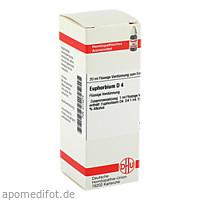 EUPHORBIUM D 4, 20 ML, Dhu-Arzneimittel GmbH & Co. KG