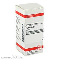EUPHRASIA D 3, 80 ST, Dhu-Arzneimittel GmbH & Co. KG