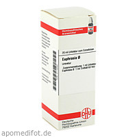 EUPHRASIA URT, 20 ML, Dhu-Arzneimittel GmbH & Co. KG