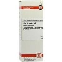 FLOR DE PIEDRA D 3, 50 ML, Dhu-Arzneimittel GmbH & Co. KG