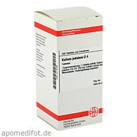 KALIUM JODAT D 4, 200 ST, Dhu-Arzneimittel GmbH & Co. KG