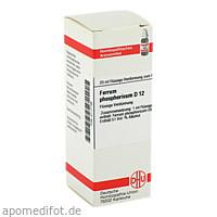 FERRUM PHOS D12, 20 ML, Dhu-Arzneimittel GmbH & Co. KG
