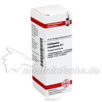 COLLINSONIA CANADENS D 1, 20 ML, Dhu-Arzneimittel GmbH & Co. KG