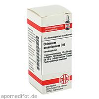 CHININUM ARSEN D 6, 10 G, Dhu-Arzneimittel GmbH & Co. KG