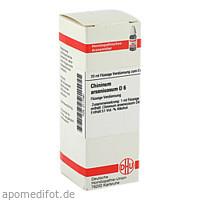 CHININUM ARSEN D 6, 20 ML, Dhu-Arzneimittel GmbH & Co. KG