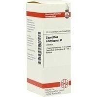 CEANOTHUS AMERICANUS URT, 20 ML, Dhu-Arzneimittel GmbH & Co. KG