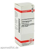 LILIUM TIGRIN D 3, 20 ML, Dhu-Arzneimittel GmbH & Co. KG