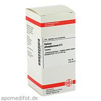 KALIUM PHOS D 3, 200 ST, Dhu-Arzneimittel GmbH & Co. KG