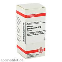 ACIDUM PHOS D12, 80 ST, Dhu-Arzneimittel GmbH & Co. KG