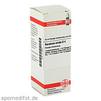 VERATRUM VIRIDE D 4, 20 ML, Dhu-Arzneimittel GmbH & Co. KG