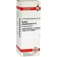 ACIDUM PHOS D12, 20 ML, Dhu-Arzneimittel GmbH & Co. KG