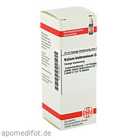 KALIUM BICHROM D10, 20 ML, Dhu-Arzneimittel GmbH & Co. KG