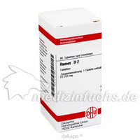RUMEX D 2, 80 ST, Dhu-Arzneimittel GmbH & Co. KG