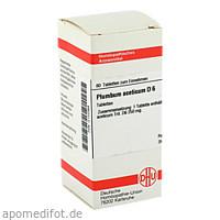 PLUMBUM ACET D 6, 80 ST, Dhu-Arzneimittel GmbH & Co. KG