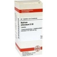 NATRIUM CHLORAT D30, 80 ST, Dhu-Arzneimittel GmbH & Co. KG