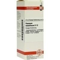 STANNUM MET D12, 20 ML, Dhu-Arzneimittel GmbH & Co. KG
