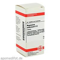 MAGNESIUM SULF D12, 80 ST, Dhu-Arzneimittel GmbH & Co. KG