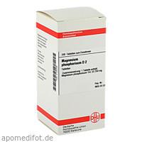 MAGNESIUM PHOS D 2, 200 ST, Dhu-Arzneimittel GmbH & Co. KG