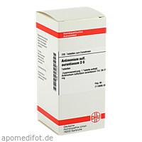 ANTIMONIUM SULF AURANT D 6, 200 ST, Dhu-Arzneimittel GmbH & Co. KG