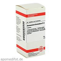 AMMONIUM BROMAT D 4, 80 ST, Dhu-Arzneimittel GmbH & Co. KG