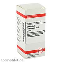AMMONIUM CARB D12, 80 ST, Dhu-Arzneimittel GmbH & Co. KG
