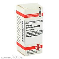 CUPRUM MET D200, 10 G, Dhu-Arzneimittel GmbH & Co. KG