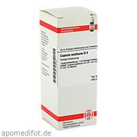 CUPRUM ACET D 4, 50 ML, Dhu-Arzneimittel GmbH & Co. KG