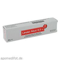Linola akut 0.5%, 30 G, Dr. August Wolff GmbH & Co. KG Arzneimittel
