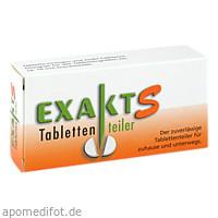exakt S Tablettenteiler, 1 ST, Meda Pharma GmbH & Co. KG