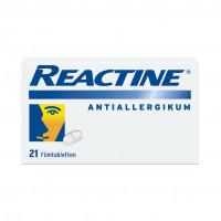 REACTINE Tabletten, 21 ST, Johnson & Johnson GmbH (Otc)