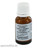 ANTIMONIUM TARTAR C30, 15 G, Alhopharm Arzneimittel GmbH