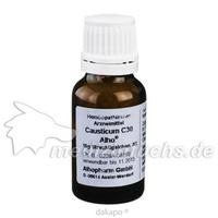 CAUSTICUM C30, 15 G, Alhopharm Arzneimittel GmbH