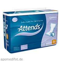 Attends Contours Air Comfort 5, 42 ST, Attends GmbH