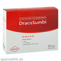 DracoSUMBI FIXIERB WEISS 6CM, 20 ST, Dr. Ausbüttel & Co. GmbH