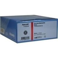 Assura Basisplatte Extra konvex 50mm, 4 ST, Coloplast GmbH