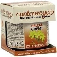 Johanniskraut-Creme, 100 ML, Grüner Pharmavertrieb
