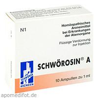 Schwörosin A, 10X1 ML, Pharma Schwörer GmbH