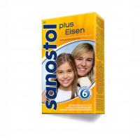 Sanostol Plus Eisen, 460 ML, DR. KADE Pharmazeutische Fabrik GmbH